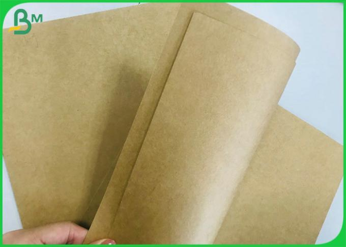 80 GSM TO 220 GSM Bolsas Papel Kraft/ Kraft Liner Board Sheet 65 * 86 CM