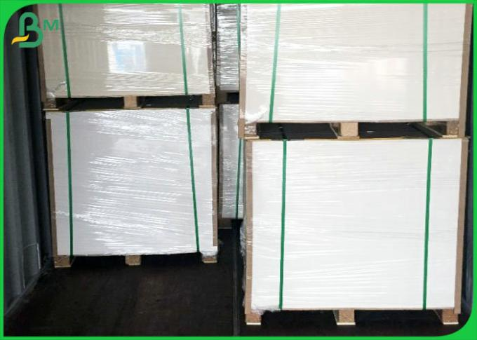 GC1 Gloss one sided  210/ 230/ 250/ 300/ 350 gsm coated FBB board with 25