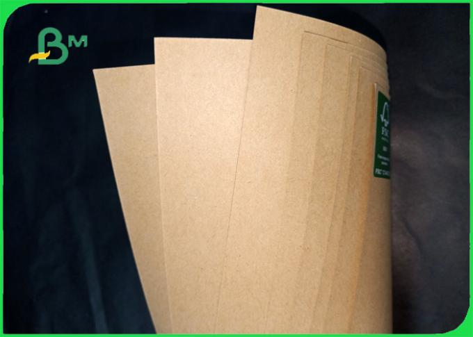 120gsm 160gsm natural kraft liner board sheet moisture resistance for packing